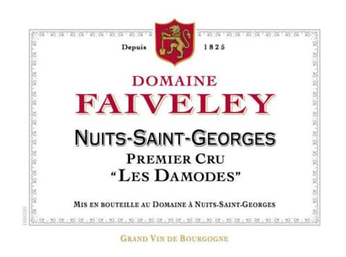 Faiveley Nuits-St-Georges 1er cru Les Damodes 2017