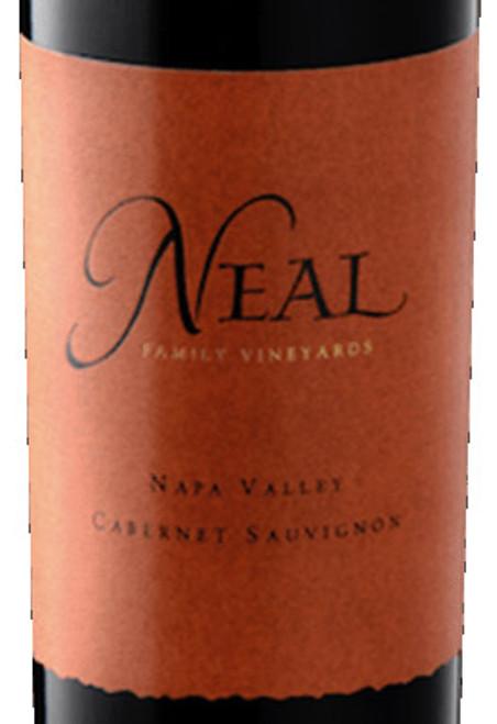 Neal Family Cabernet Sauvignon Napa Valley 2015