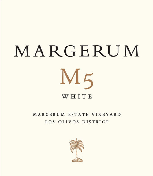 Margerum M5 White Los Olivos District 2019