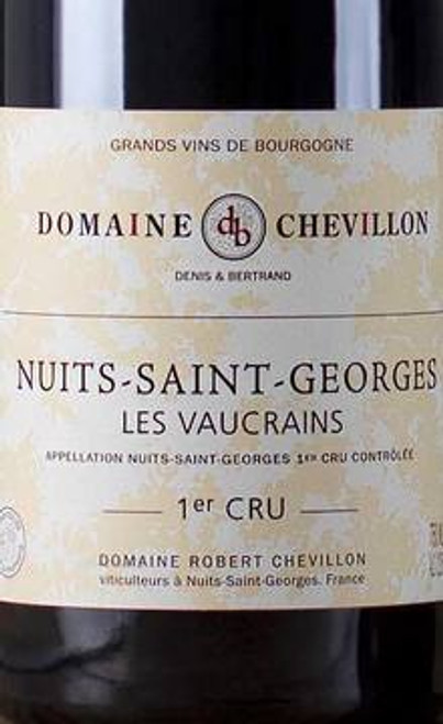 Chevillon Nuits-St-Georges 1er cru Les Vaucrains 2018