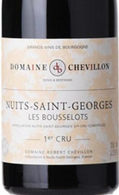 Chevillon Nuits-St-Georges 1er cru Les Bousselots 2018