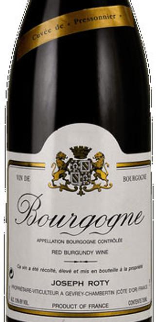 Roty Bourgogne Cuvée de Pressonnier 2018