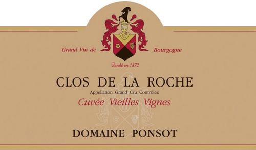 Ponsot Clos de la Roche Vieilles Vignes 2017