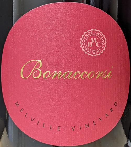 Bonaccorsi Pinot Noir Sta. Rita Hills Melville Vineyard 2013