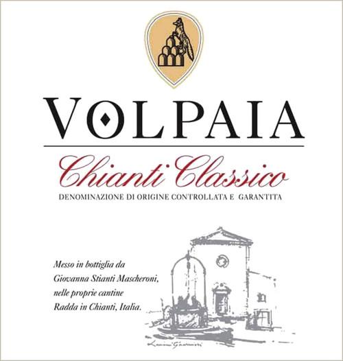 Volpaia Chianti Classico 2018