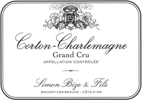 Bize Corton-Charlemagne 2017