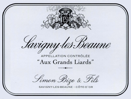 Bize Savigny-lès-Beaune Grands Liards 2014