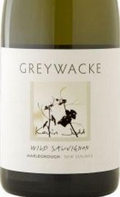 Greywacke Sauvignon Blanc Marlborough Wild Sauvignon 2017