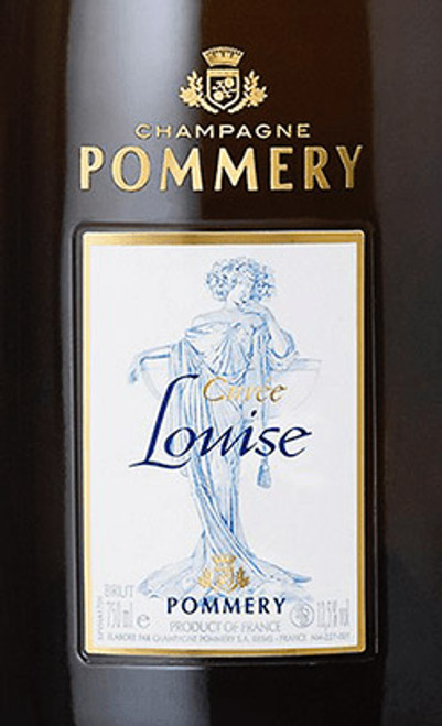 Pommery Brut Champagne Cuvée Louise 2004