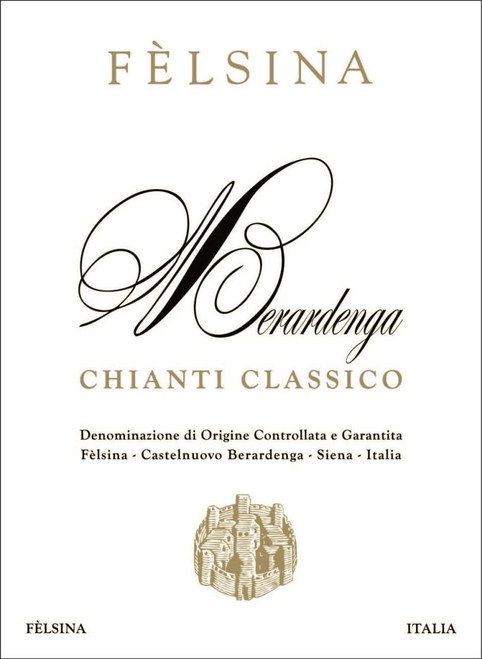 Fèlsina Chianti Classico Berardenga 2018
