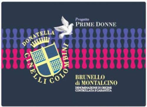 Colombini Brunello di Montalcino Prime Donne 2016