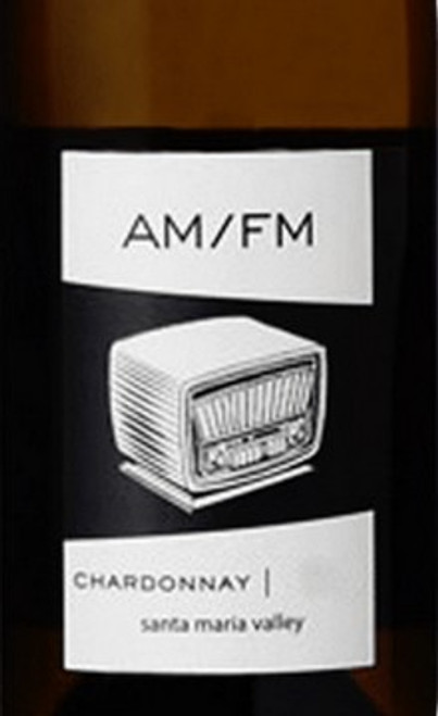 AM/FM Chardonnay Santa Maria Valley 2015