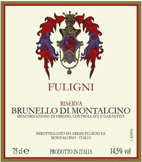 Fuligni Brunello di Montalcino Riserva 2015