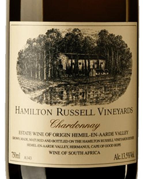 Hamilton Russell Chardonnay Hemel-en-Aarde Valley 2019