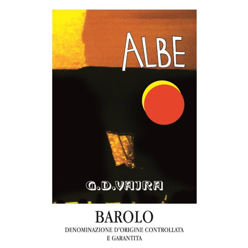G.D. Vajra Barolo Albe 2016