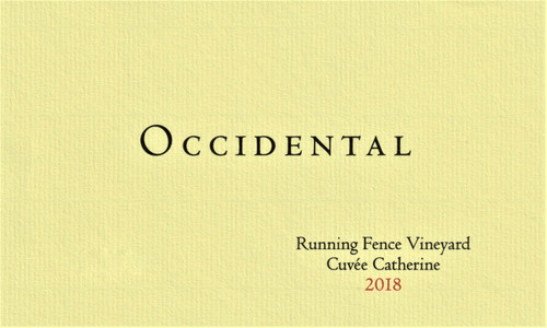 Occidental Pinot Noir Cuvée Catherine Running Fence Vineyard 2018