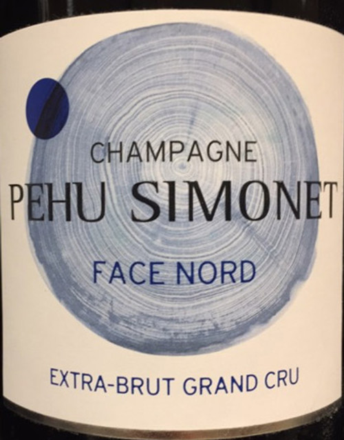 Pehu-Simonet Extra Brut Champagne Face Nord NV