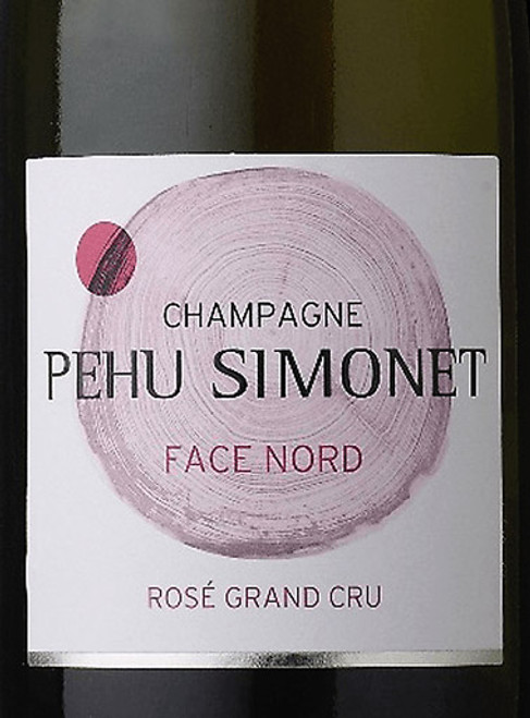 Pehu-Simonet Brut Rosé Champagne Face Nord NV