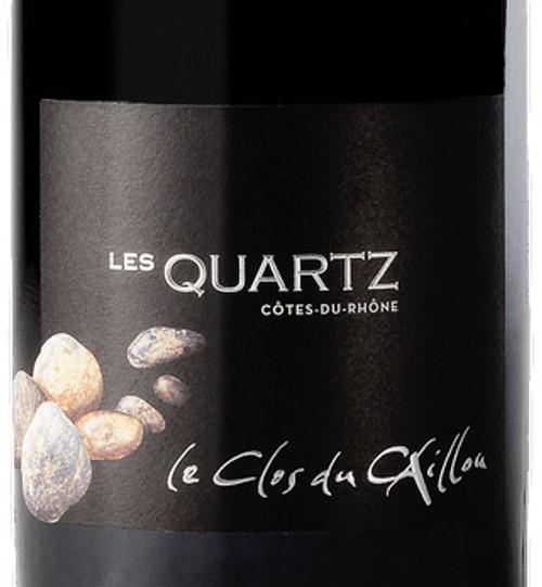 Clos du Caillou Côtes-du-Rhône Les Quartz 2018