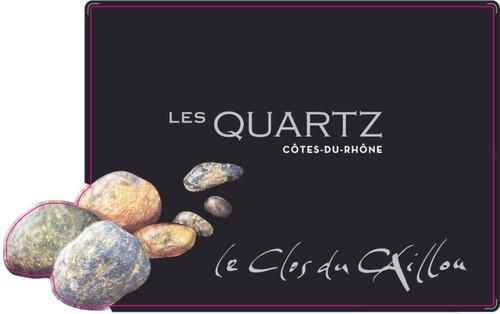 Clos du Caillou Côtes-du-Rhône Les Quartz 2018 1.5L