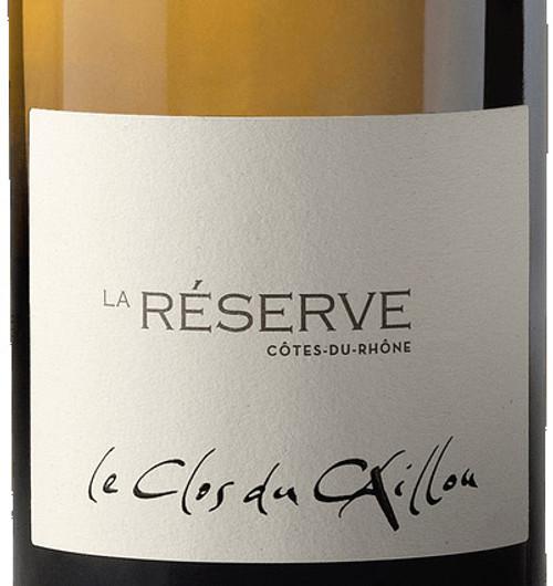 Clos du Caillou Côtes-du-Rhône La Réserve Blanc 2018