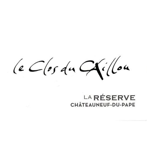 Clos du Caillou Châteauneuf-du-Pape Réserve 2019