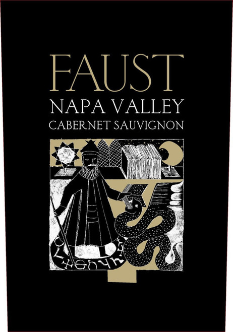 Faust Cabernet Sauvignon Napa Valley 2018 375ml