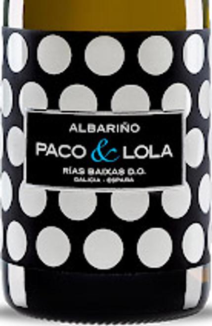 Paco & Lola Albariño Rías Baixas 2019