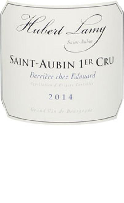 Lamy/Hubert St-Aubin 1er cru Derrière Chez Edouard 2014