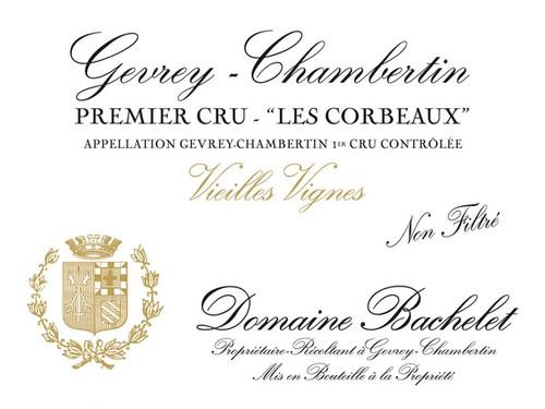 Bachelet/Denis Gevrey-Chambertin 1er cru Les Corbeaux 2018