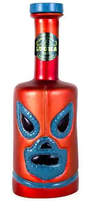 Lucha Reposado Tequila