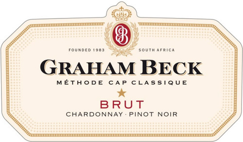 Graham Beck Brut Robertson NV 375ml