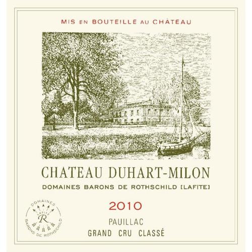 Duhart-Milon Rothschild Pauillac 2010