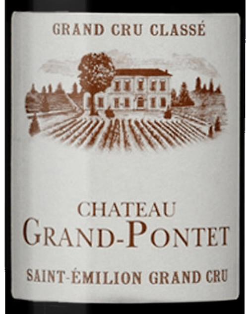 Grand-Pontet St-Émilion 2009 1.5L