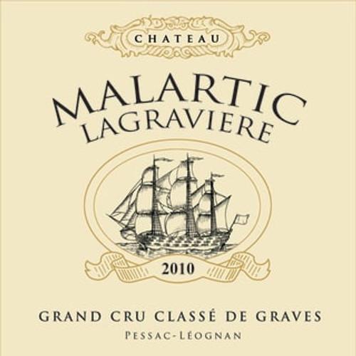 Malartic-Lagravière Pessac-Léognan 2010
