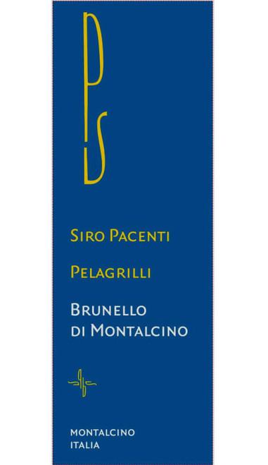 Siro Pacenti Brunello di Montalcino Pelagrilli 2016