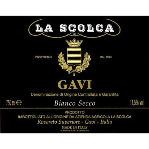 La Scolca Gavi dei Gavi Bianco Secco (Black Label) 2019