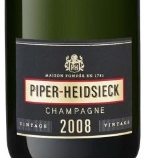 Piper-Heidsieck Brut Champagne 2008