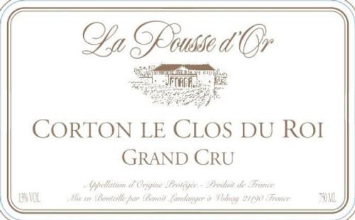 Pousse d'Or Corton-Clos du Roi 2018