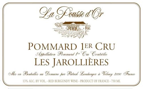 Pousse d'Or Pommard 1er cru Les Jarollières 2018