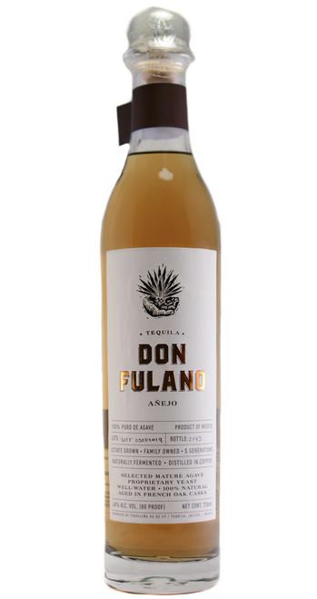 Don Fulano Añejo Tequila
