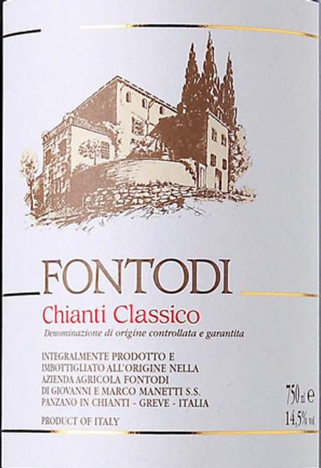Fontodi Chianti Classico 2018