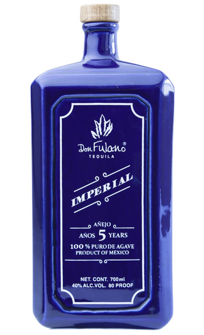 Don Fulano Imperial Añejo Tequila 5 Year