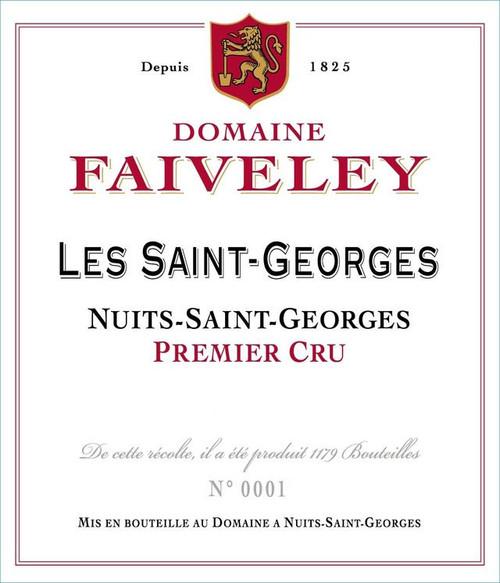 Faiveley Nuits-St-Georges 1er cru Les St-Georges 2015