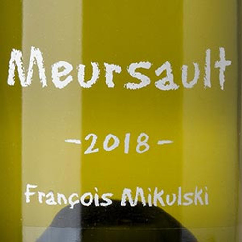 Mikulski/François Meursault 2018