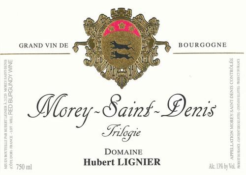 Lignier/Hubert Morey-St.-Denis Trilogie 2017