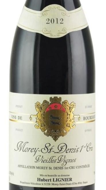Lignier/Hubert Morey-St.-Denis 1er cru Vieilles Vignes 2012