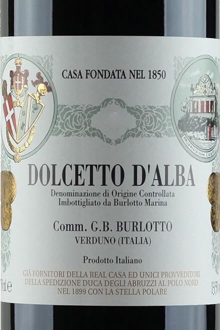 G.B. Burlotto Dolcetto d'Alba 2019