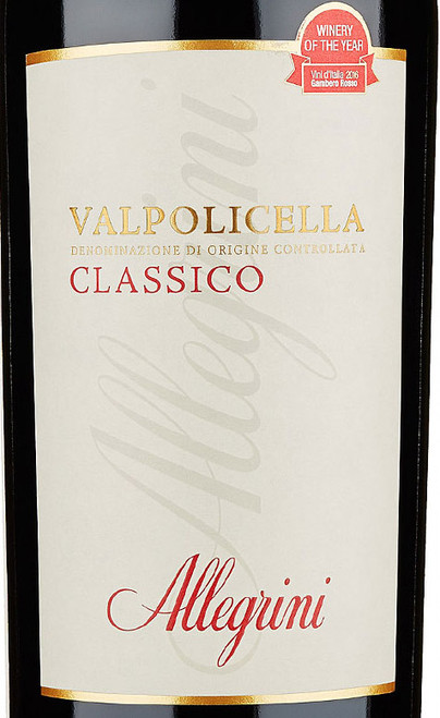 Allegrini Valpolicella Classico 2018