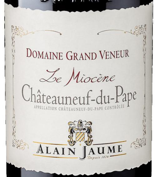 Grand Veneur Châteauneuf-du-Pape Le Miocène 2019
